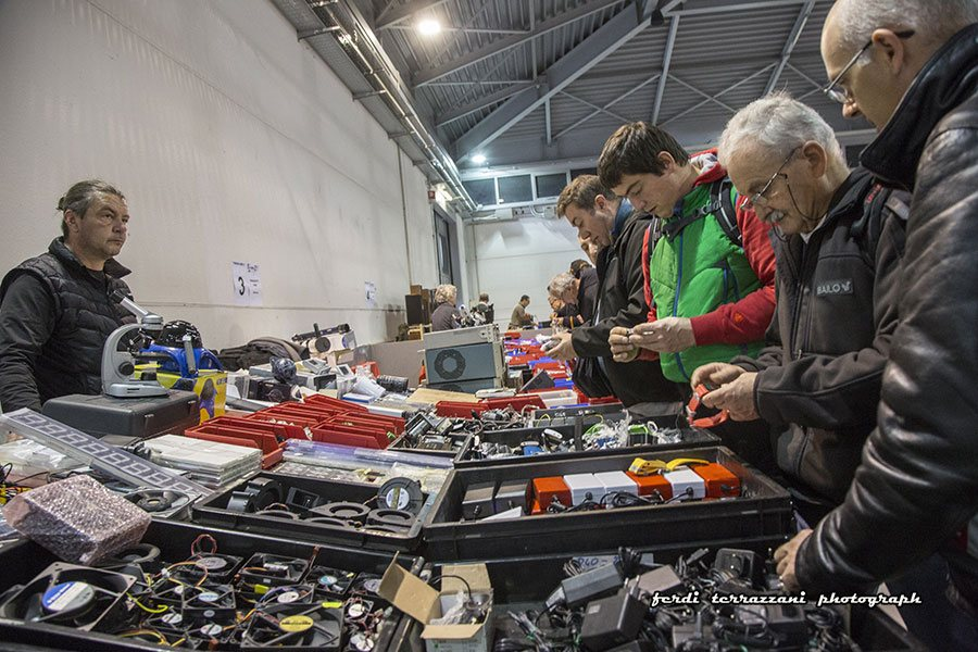 Fiera radioamatore pordenone gamecom 2016 14 for Fiera pordenone 2016